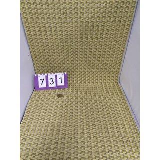 Möbelbezugsstoff Polsterstoff Dekostoff beige Karo braun schwarz Webstruktur 922