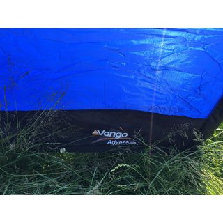 Vango Adventure surf blue Windschutz 300x100cm blau Windbreak Sichtschutz  I948