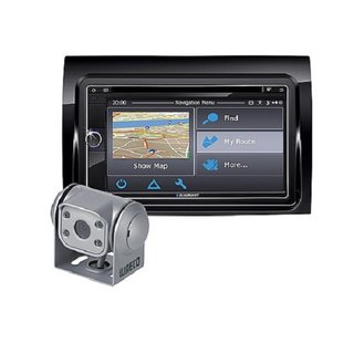 Waeco Naviceiver Perfect View NAV 155  Atlantis + GPS40 + Cam55 Navigation N319